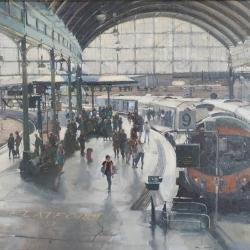 Platform-9-Newcastle-station