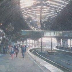 Sunday-afternoon-York-Station