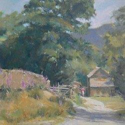 A-Derbyshire-Landscape-Oil-14-x-10