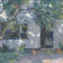 Dappled-light-Gibdyke-House