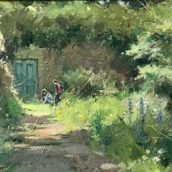 Entrance-to-a-secret-garden-Wortley-Hall