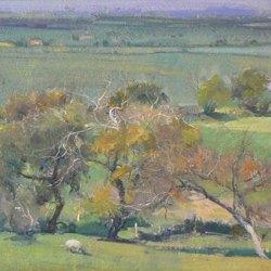 Open-Landscape-Gringley-Oil-9-x-12