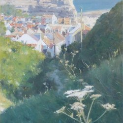 Pathway-to-the-beach-Staithes