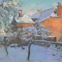 Snow-in-Misson-Oil-16-x-12