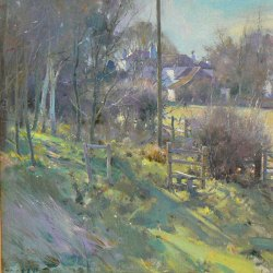 The-Old-Vicarage-Misson-Oil-16-x-16