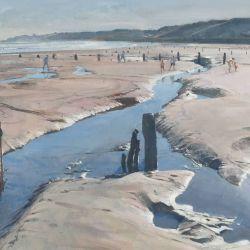 Beachscape-Sandsend