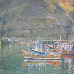 Cast-Light-Staithes-Oil-10-x-12
