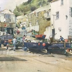 Harbour-Activity-Portloe