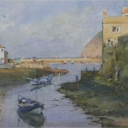 Moorings-in-The-Beck-Staithes
