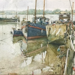 Moorings-on-the-River-Orwell-Pin-Mill