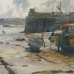 Newquay-Old-Harbour