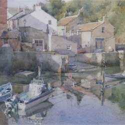 Rising-tide-Staithes-Beck