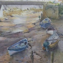 Small-boats-moored-in-The-Beck