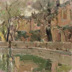 A-corner-of-Alcazar-Gardens-Seville