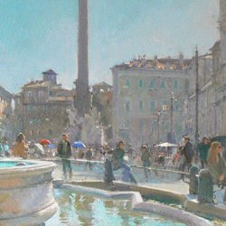 Piazza-Navona-Rome-Oil-8-x-12