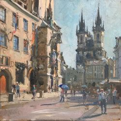 The-Square-Prague-morning-light