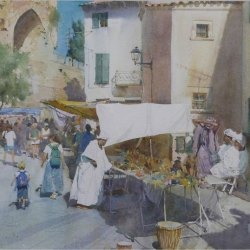 The-Tuesday-market-Alcudia