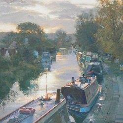 Dawn-Chesterfield-Canal-Oil-20x20