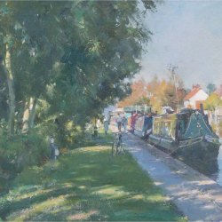 Moorings-on-the-Chesterfield-Canal