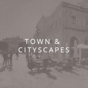 Town & Cityscapes