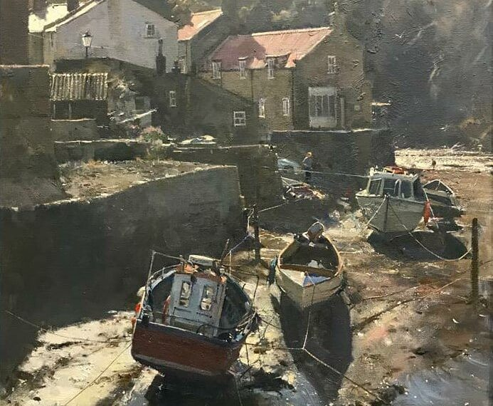 ROYAL SOCIETY OF MARINE ARTISTS ANNUAL EXHIBITION 2021